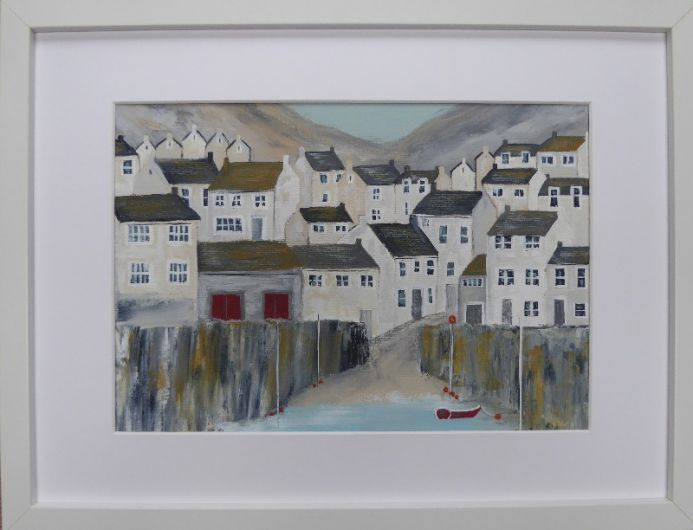 Port Isaac, Red Boat