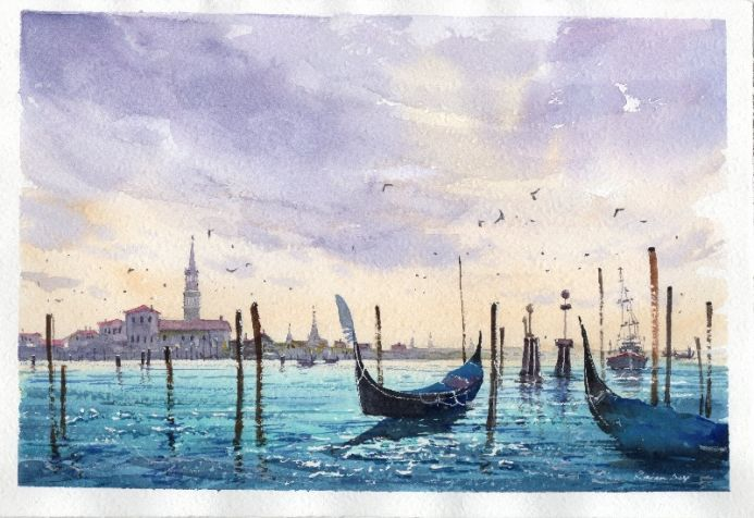 Venice from Water_03
