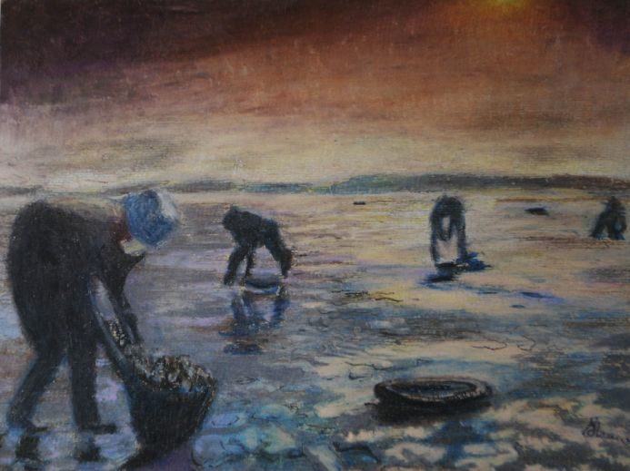 Cockle Pickers, Penclawdd