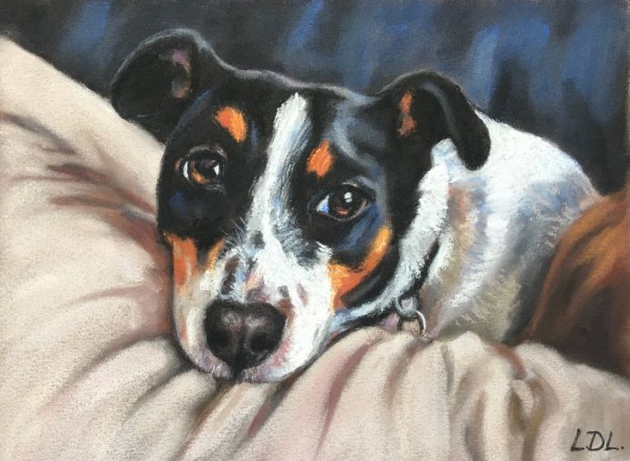 Waiting - Jack Russell