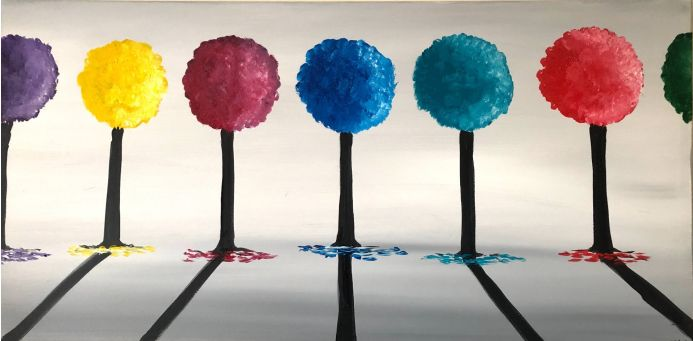 Colourful Round Trees 2