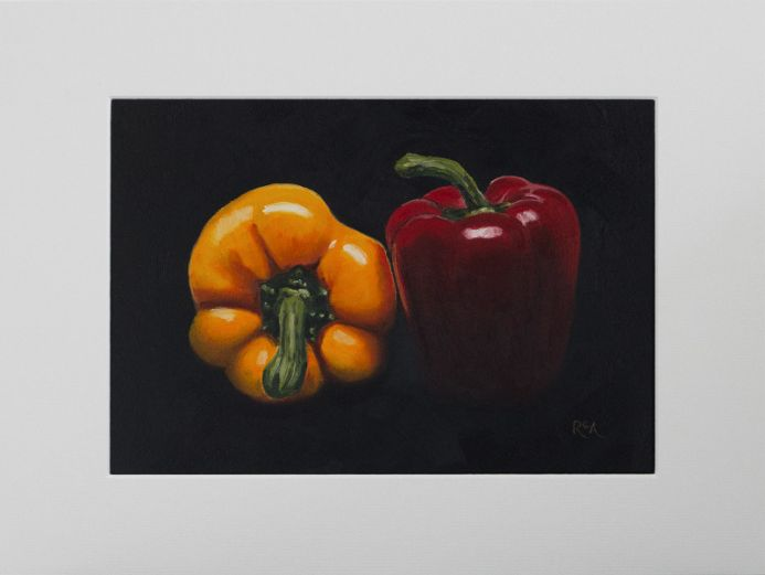A Pair of Peppers
