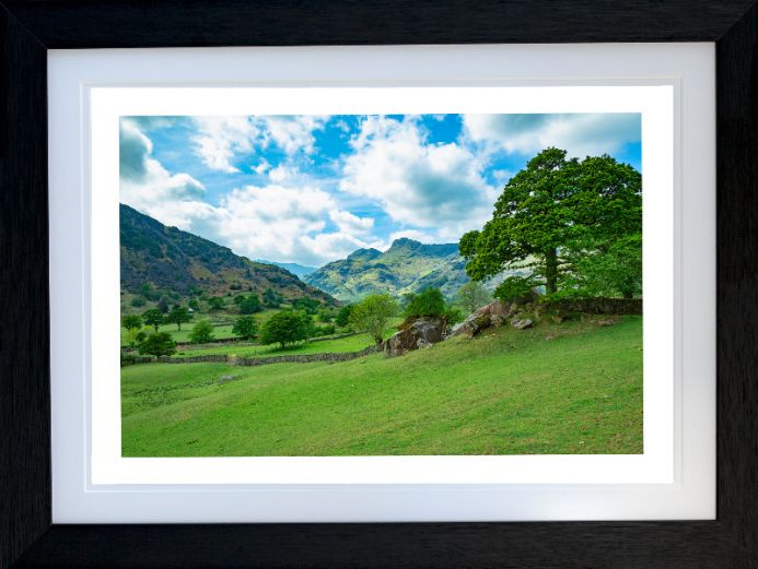 LANGDALE BOULDERS - English Lake District - Limited Edition of 10 - FREE WORLDWIDE SHIPPING