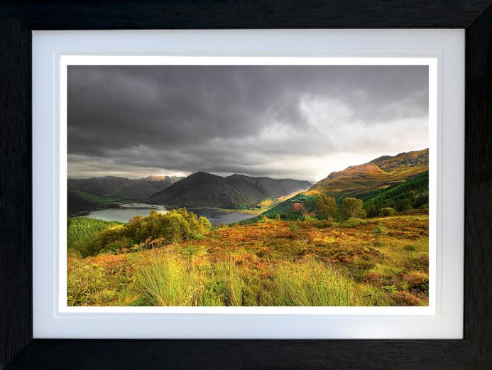 THE FIVE SISTERS of KINTAIL   -   Limited Edition of 10   -  FREE WORLDWIDE SHIPPING