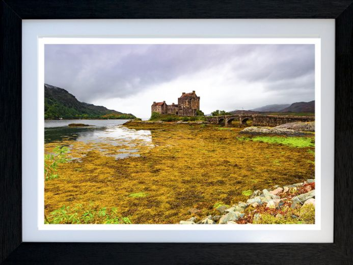 Eilean Donan Castle (Southside)  - Limited Edition of 10  -  FREE WORLDWIDE SHIPPING