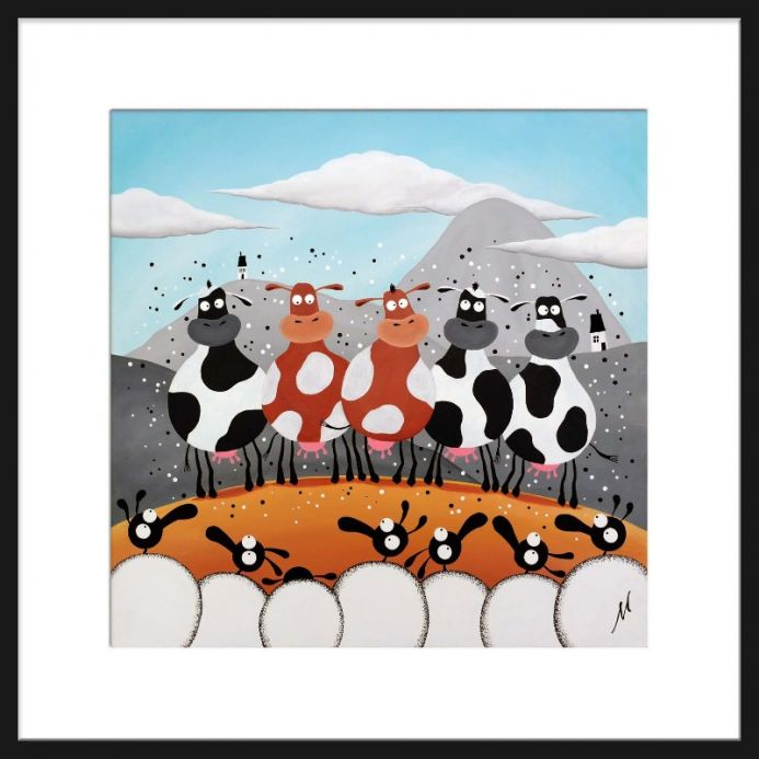 Uddersfield (Limited Edition Print)