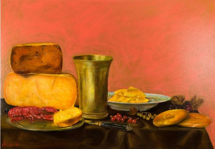 Still Life with GMO Food and Cancer
