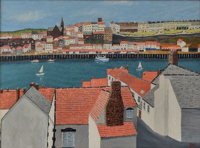 Whitby Harbour 2