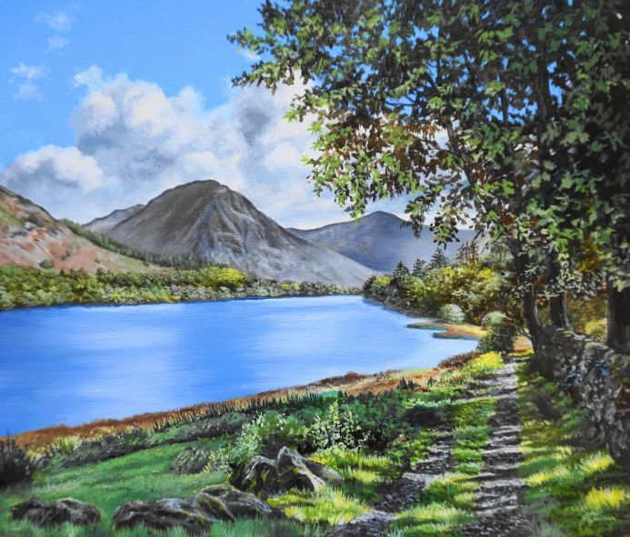 Crummock Water Trail
