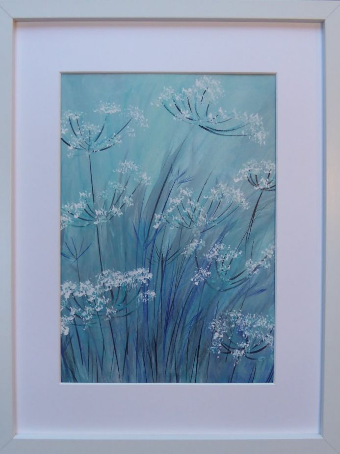 Cow Parsley Blues