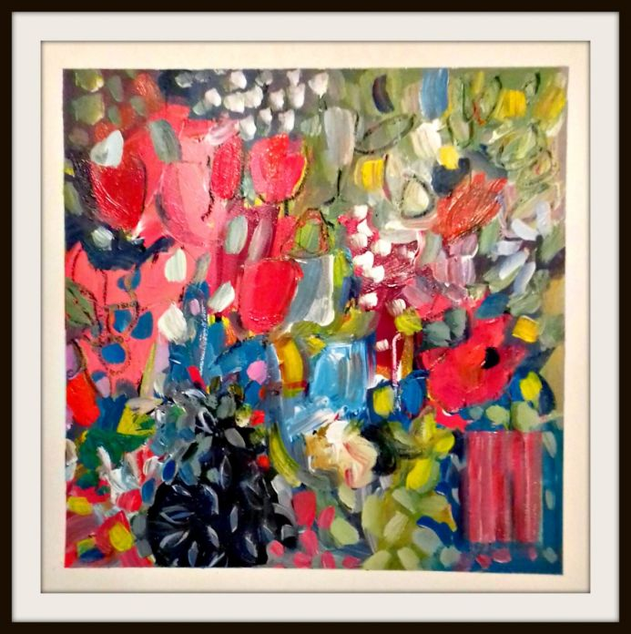 Abstract Floral VI