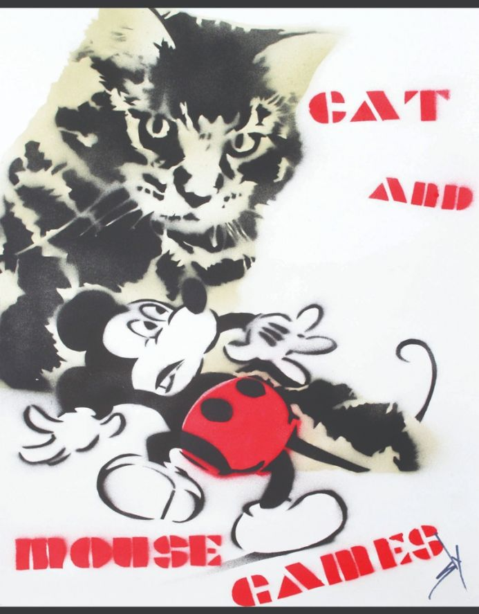 Cat and Mouse Games(On The Daily Telegraph)