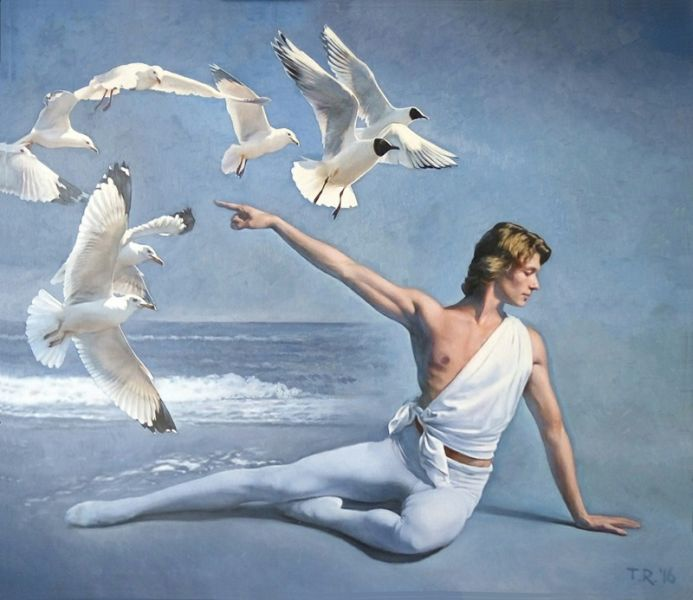 DANCING WITH SEAGULLS / APOLLO THE AUGUR