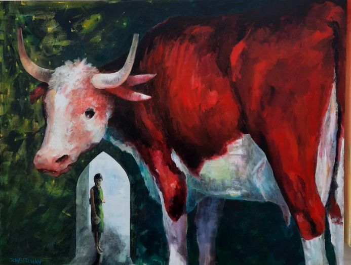 The Red Cow