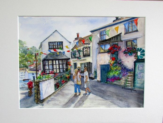 A Visit to Polperro
