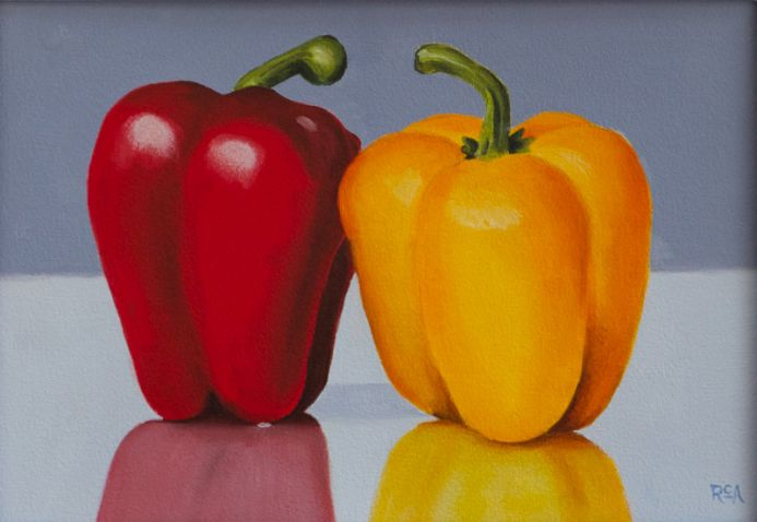 A Study of Two Peppers