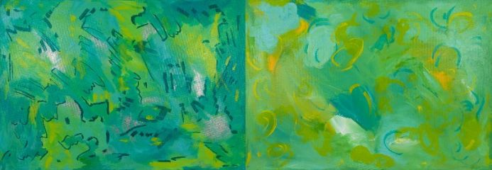 Dreamscapes - DIPTYCH