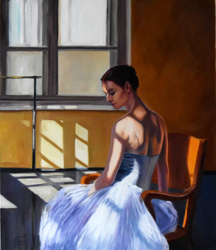 At the ballet school IV