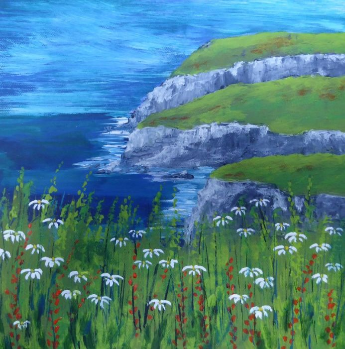 Cliffpath Wildflowers