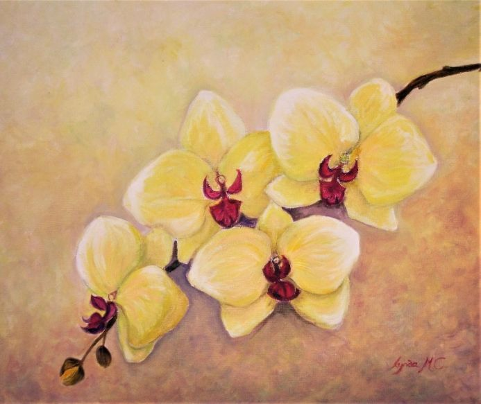 YELOW ORCHID
