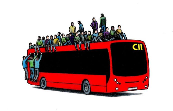 Bus Overcrowding