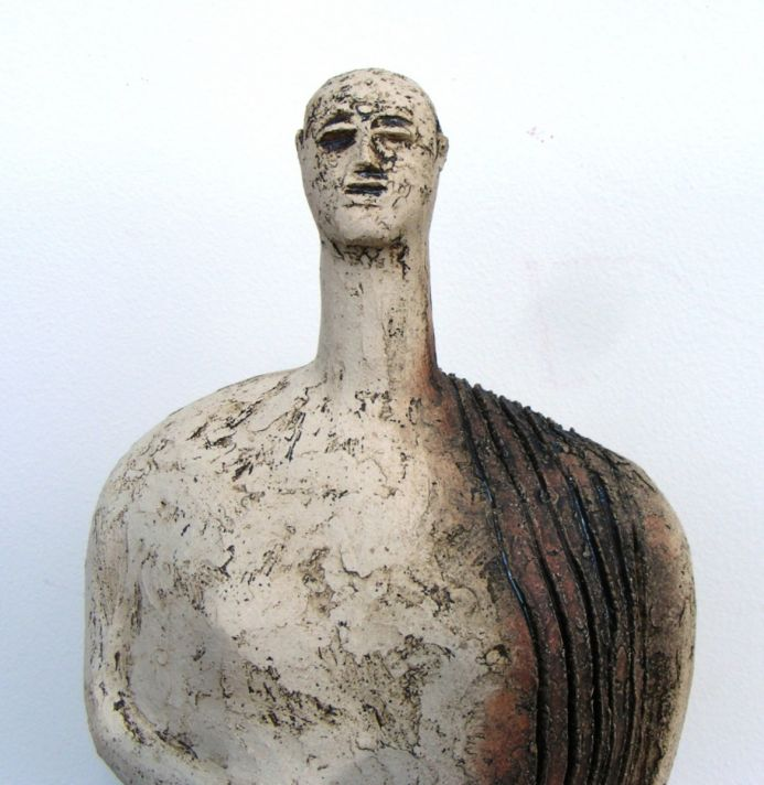 Ceramic Sculpture - Compassion