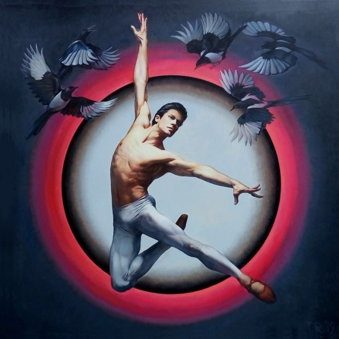 A BREAKTHROUGH / DANCING WITH MAGPIES. ROBERTO BOLLE