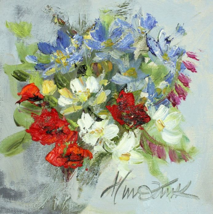 A small flower bouquet V