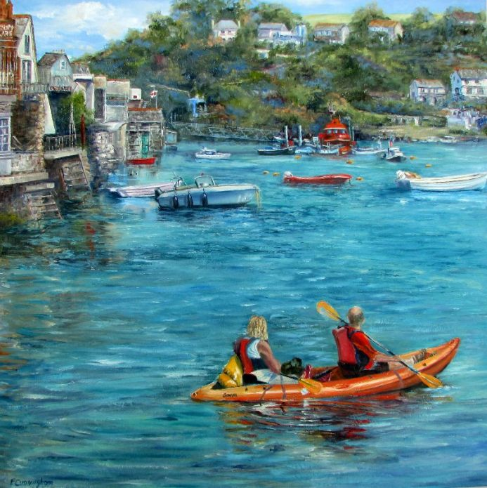 Day Out in Fowey