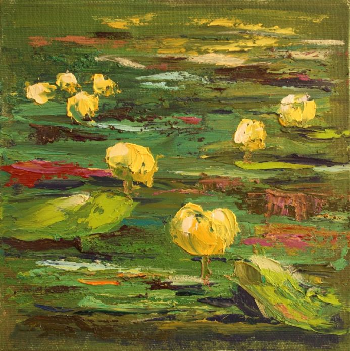 WATER LILY VI