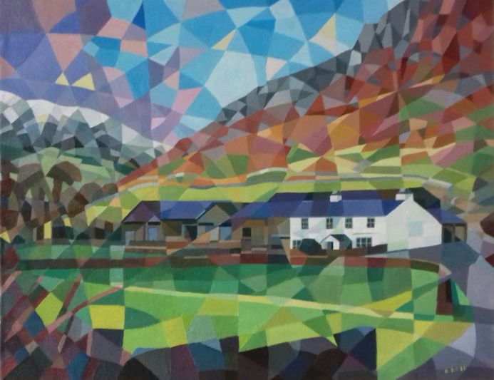 Middle fell, Langdale