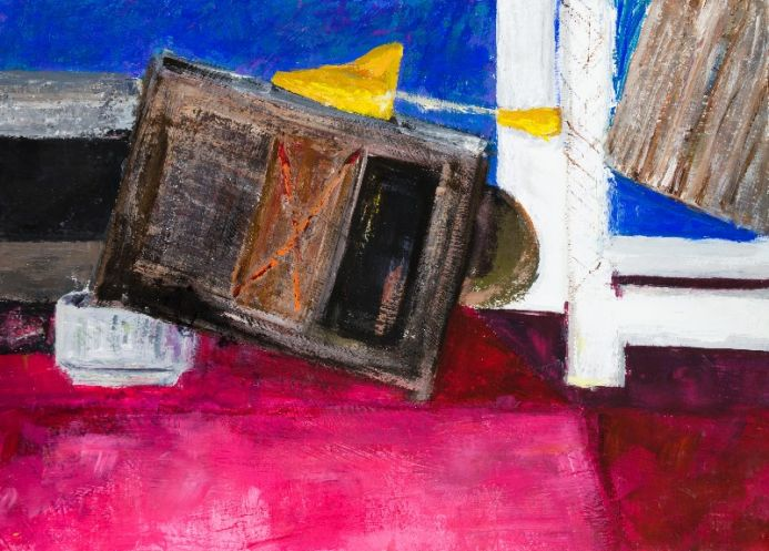 Still Life with Shoe Stretcher