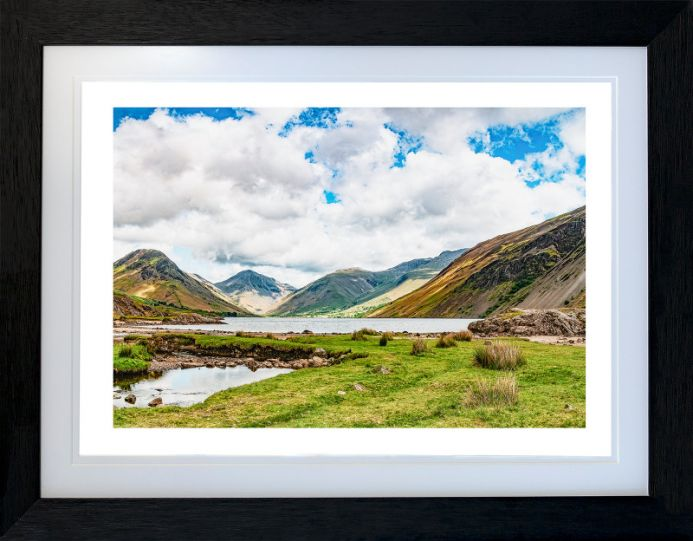 WASTWATER LANDSCAPE  - English Lake District - Limited Edition of 10 - FREE WORLDWIDE SHIPPING