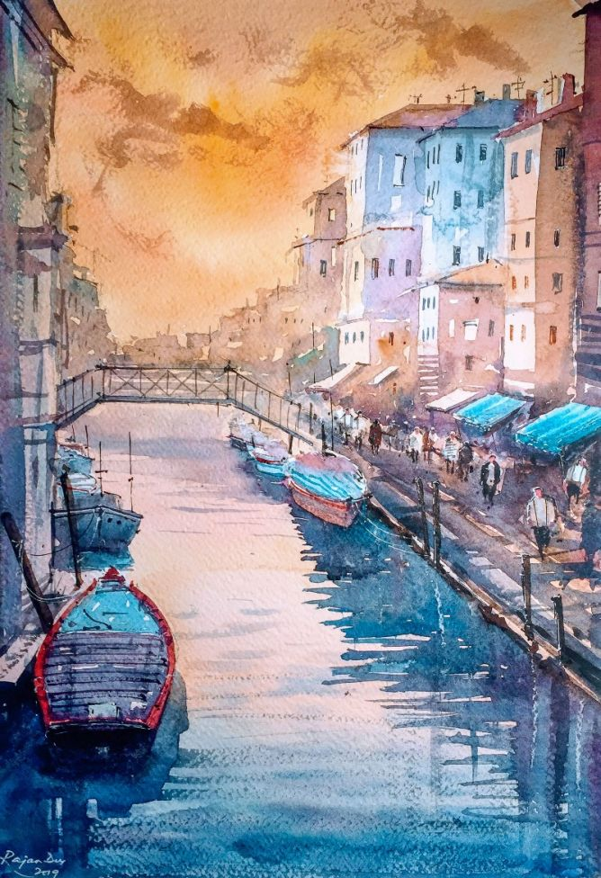 Venice in late afternoon