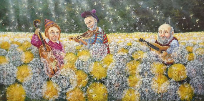 Melody of Dandelions