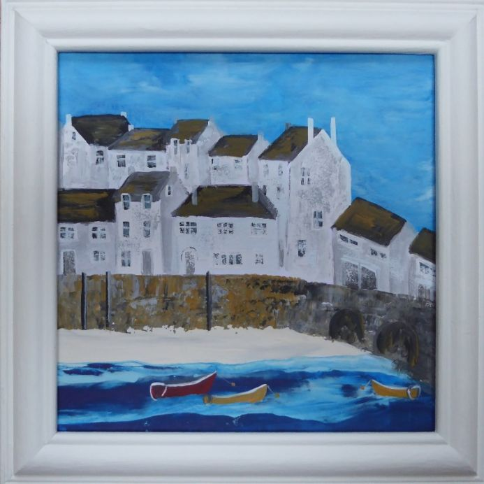 Red Boat, St Ives