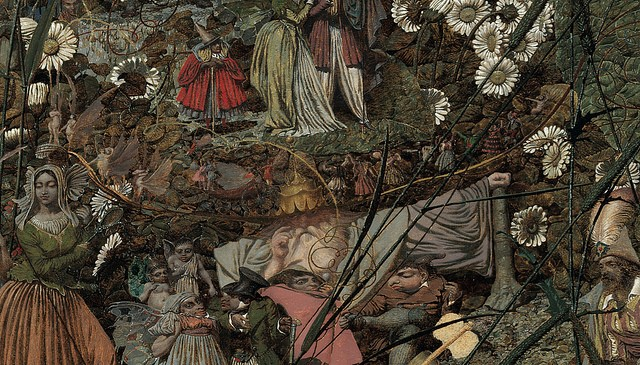 'The Fairy Feller's Master-Stroke' by Richard Dadd